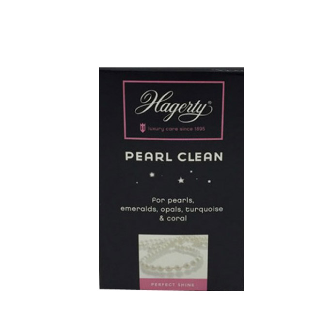 Instant Dip Jewellery Cleaning Liquid For Pearl and Mother of Pearl Jewellery ヨ Hagerty Brand 170ml.