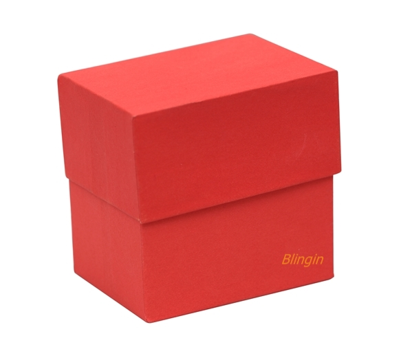 Pack of 12 Red Multi-purpose Gift Boxes 60mm(W) x 80mm(L) x 80mm(H).